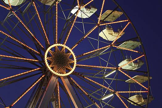 Ferris Wheel by Cassandra NightThunder