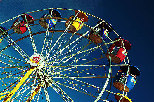Ferris Wheel by Katina Borges