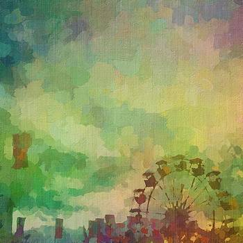 Ferris Wheel by Michelle Griffin