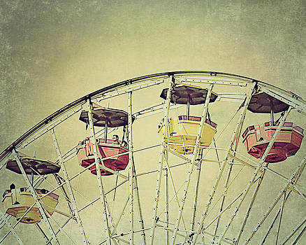 Ferris Wheel by Whimsy Canvas