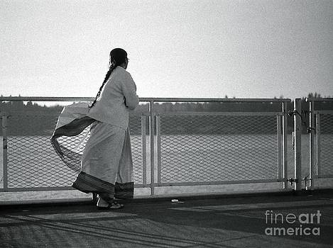 Ferry Boat Ride by Tracey Levine