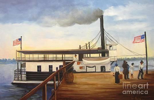 Ferry Hazel  by Barbara Haviland