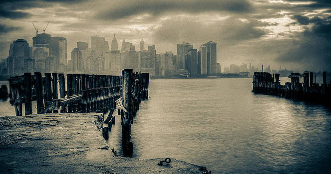 David Hahn - Ferry to New York