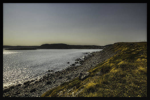 Ferryland Coast line by Vincent Dwyer