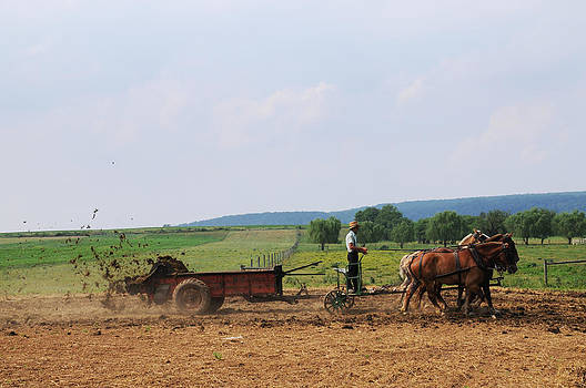 Fertilizing the Farm by Sharon Sefton