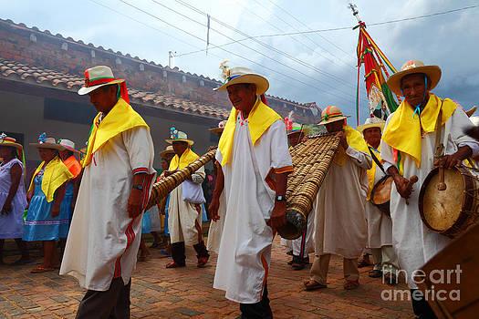 James Brunker - Festival Parade in San Ignacio de Moxos