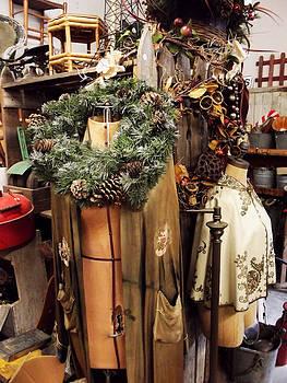 Cindy Nunn - Festive Fashion of Yore