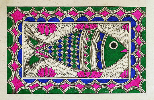 Festive Fish by Neha Dasgupta