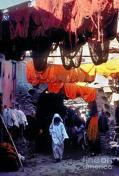 Fez Dyers' Market by Eva Kato