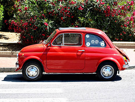 Fiat 500 by Philip G