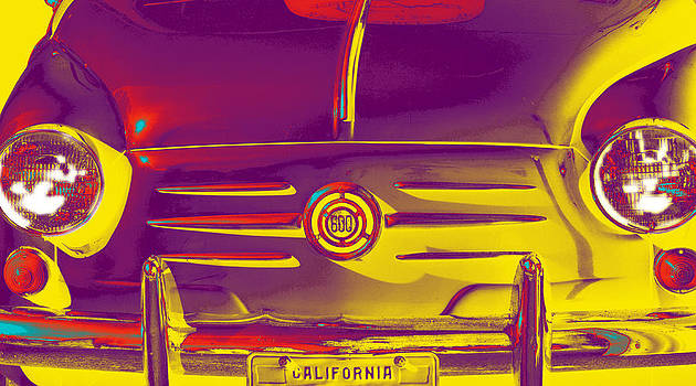 Bill Owen - Fiat 600 Pop Art