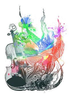 Fiddle by Maria Bozina