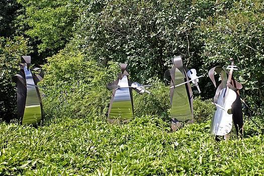 Veronica Vandenburg - Fiddlers in the Park