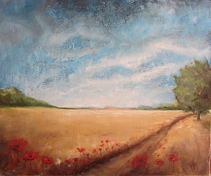 Field by Jenny Forsman