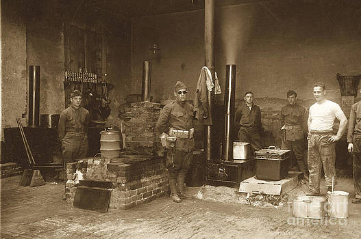California Views Mr Pat Hathaway Archives - Field Kitchen World War One   France circa 1918