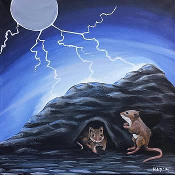 Field Mice by Heather Pecoraro