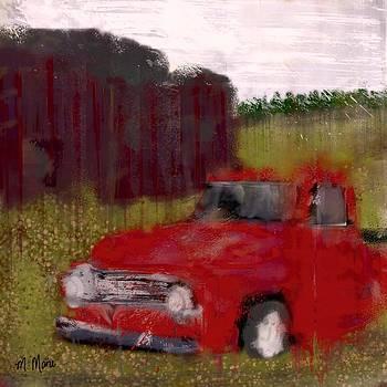 Field of Dreams by M Marie Art