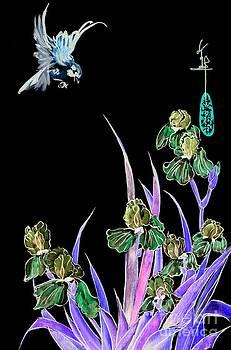 LINDA SMITH - Field of Irises