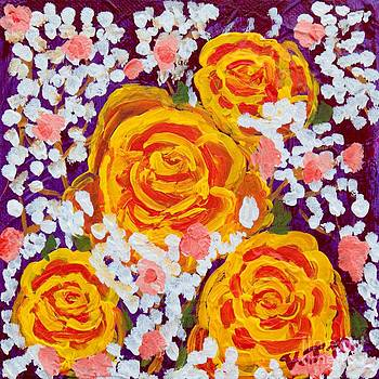 Vicki Maheu - Fiery Bouquet