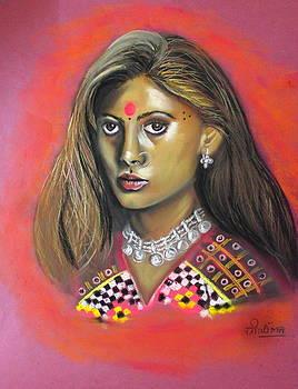 Fiery Femme by Greeshma Manari