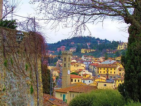 Fiesole by Francesco Plazza