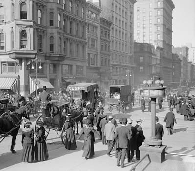 Steve K - Fifth Avenue 42 Street 1898