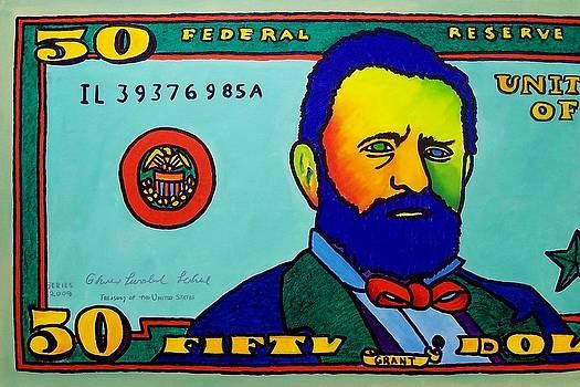 Fifty Bucks by Piliero by Nick Piliero