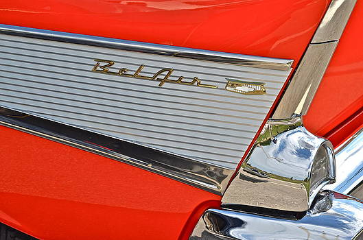 Frozen in Time Fine Art Photography - Fifty Seven Chevy Bel Air