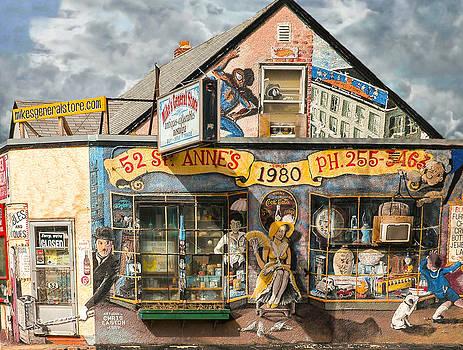 fifty two St Annes Winnipeg by Jeff Burgess