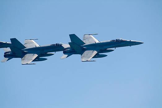 Devinder Sangha - Fighter jet