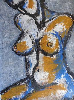Figure 6 - Female Nude by Carmen Tyrrell