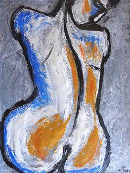 Figure 7 - Female Nude by Carmen Tyrrell