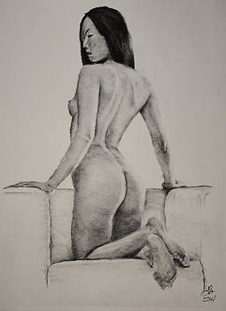 Figure study 2 22 by Tim Brandt