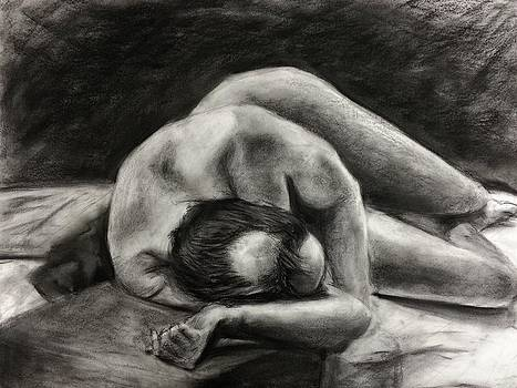 Figure Study by Adrian Villegas