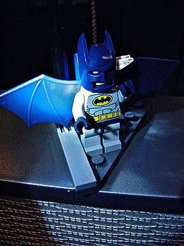 Sandy Tolman - Figures at Work - Batman 3252