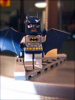 Sandy Tolman - Figures at Work - Batman 3254