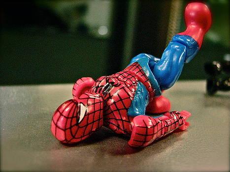 Sandy Tolman - Figures at Work - Spiderman 3465