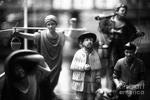 Gaspar Avila - Figurines