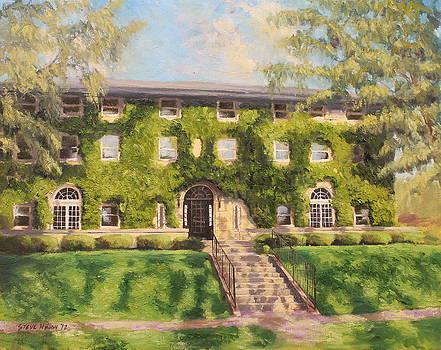 Fiji Fraternity House Purdue by Steve Haigh