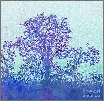Filigree Tree by Debra Pruskowski