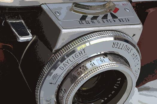 Bill Owen - Film Camera Abstract