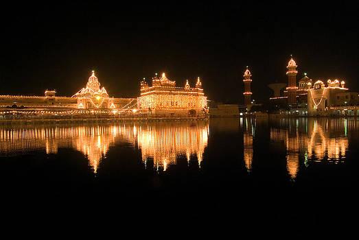 Devinder Sangha - Fine Reflection in Water