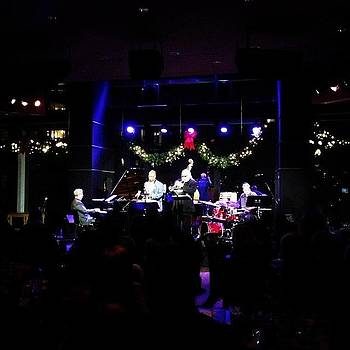 Finest Jazz In Town #dizzys #jazzclub by Khamid B