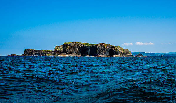 Fingal's Cave by Max Blinkhorn