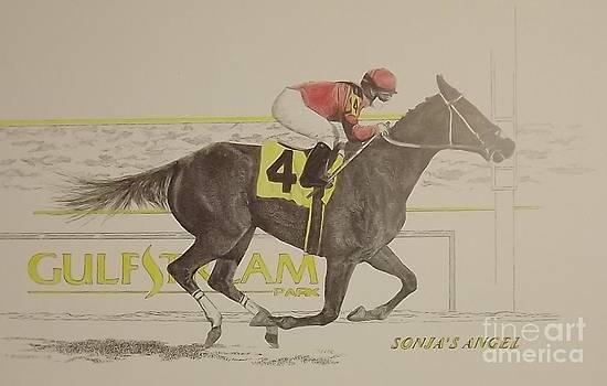 Finish Line by Tony Ruggiero