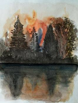 Fire #2 by Chip Picott
