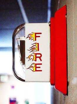 Fire alarm by Dan Quam