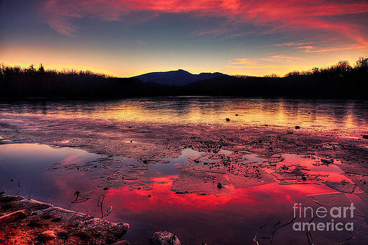 Fire and Ice at Price by Robert Loe