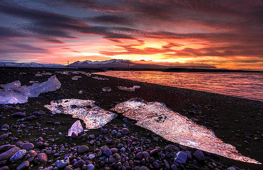 Fire and Ice by Chris Allington