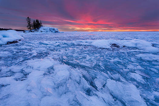 Fire and Ice by Steve Burns